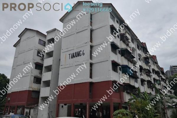 For Sale Apartment at Gugusan Tanjung, Kota Damansara Freehold Unfurnished 3R/2B 109k