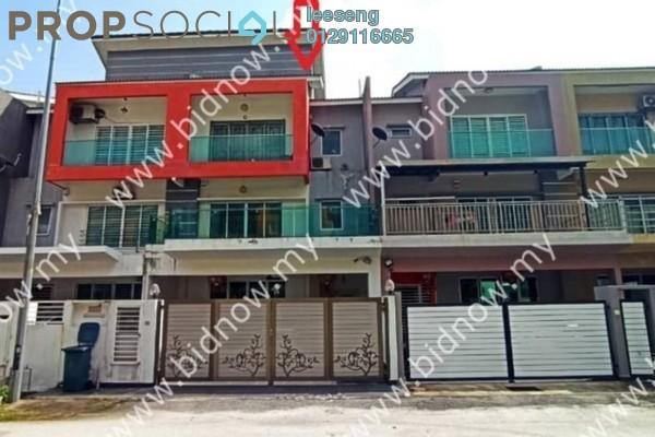 Terrace For Sale in Taman Suria Tropika, Bandar Putra Permai Freehold Unfurnished 5R/5B 547k
