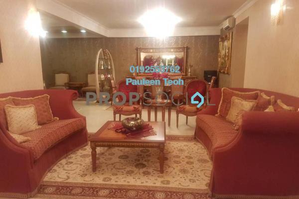For Sale Condominium at Mont Kiara Meridin, Mont Kiara Freehold Semi Furnished 4R/4B 1.5m