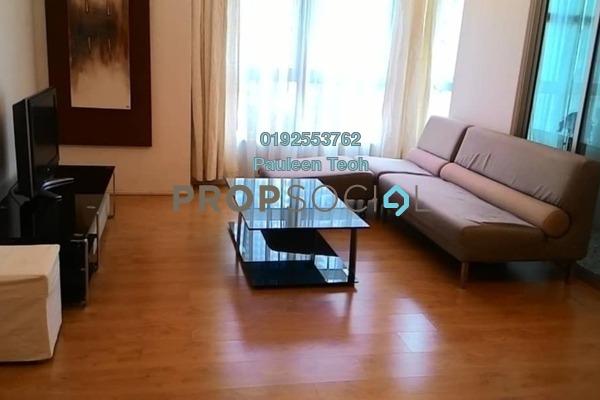 For Sale Serviced Residence at i-Zen Kiara I, Mont Kiara Freehold Fully Furnished 2R/2B 780k