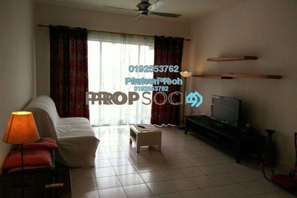 For Sale Condominium at Puncak Nusa Kelana, Ara Damansara Freehold Semi Furnished 3R/2B 479k