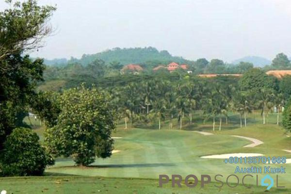 For Sale Land at Tiara Melaka Golf & Country Club, Melaka Freehold Unfurnished 0R/0B 739k