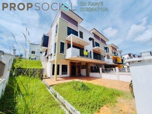 Superlink For Sale in Bandar Saujana Utama, Sungai Buloh Freehold Semi Furnished 4R/3B 790k