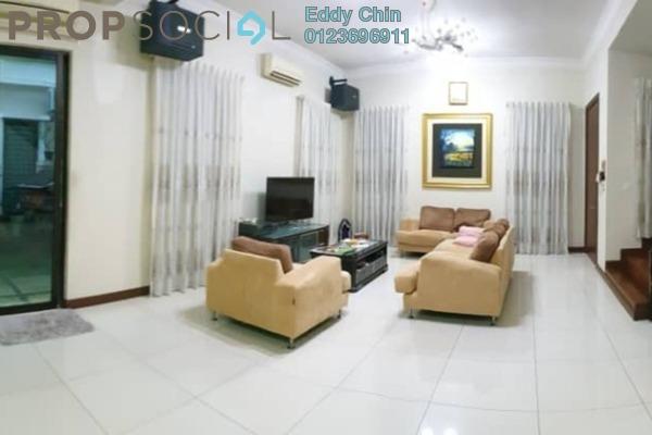 Terrace For Sale in BK8, Bandar Kinrara Freehold Semi Furnished 4R/4B 1.52m