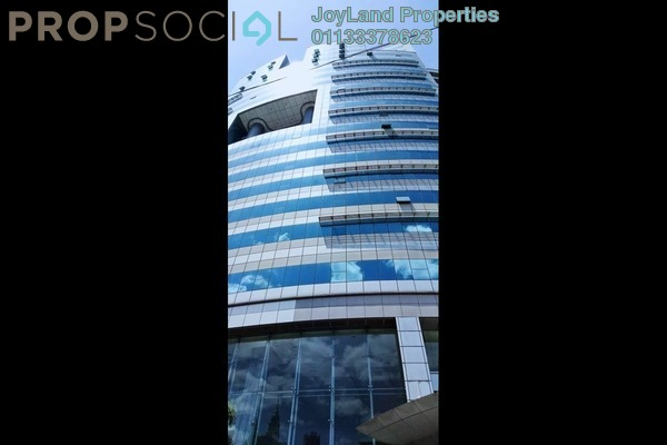 For Rent Office at Menara TM Semarak, KLCC Freehold Unfurnished 0R/0B 36.5k