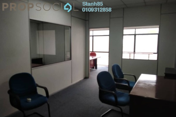 Office For Rent in Taman Usahawan, Kepong Freehold Fully Furnished 3R/1B 1.5k