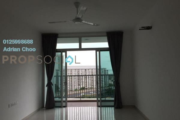 For Rent Condominium at Sandiland Foreshore, Georgetown Freehold Semi Furnished 3R/2B 1.8k