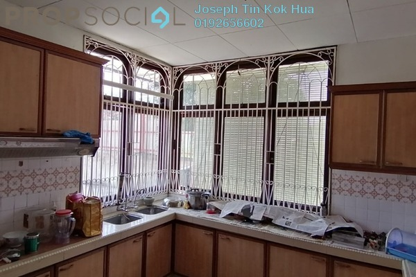 For Sale Bungalow at Taman OUG, Old Klang Road Freehold Semi Furnished 11R/4B 3.8m