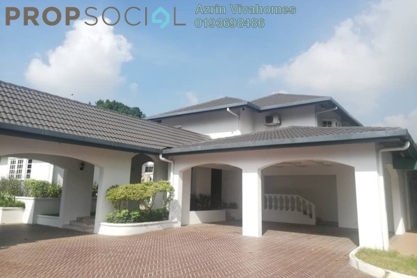 Bungalow For Sale in U-Thant Residence, Ampang Hilir Freehold Semi Furnished 3R/3B 19m