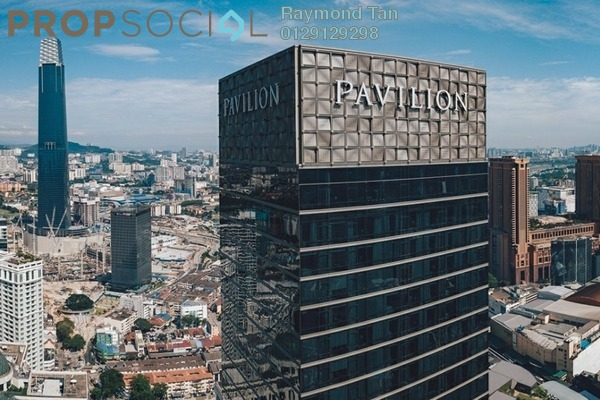 For Rent Condominium at Pavilion Residences, Bukit Bintang Freehold Fully Furnished 2R/3B 7.9k