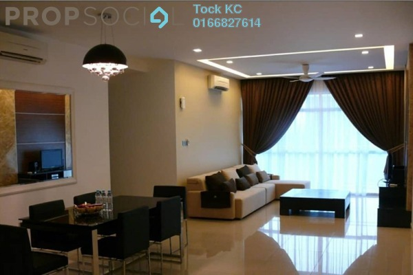 For Rent Condominium at Amaya Saujana, Saujana Freehold Fully Furnished 4R/4B 3.5k