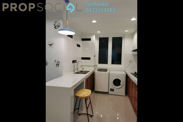For Rent Condominium at Sentul Point, Sentul Freehold Fully Furnished 2R/2B 1.8k