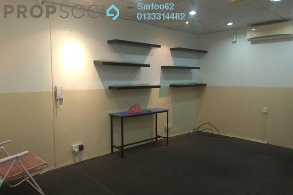 For Rent Office at Prima Setapak I, Setapak Freehold Semi Furnished 6R/2B 1.8k