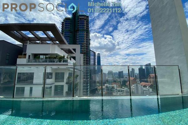 For Sale Condominium at Suria Stonor, KLCC Freehold Semi Furnished 6R/8B 7.99m