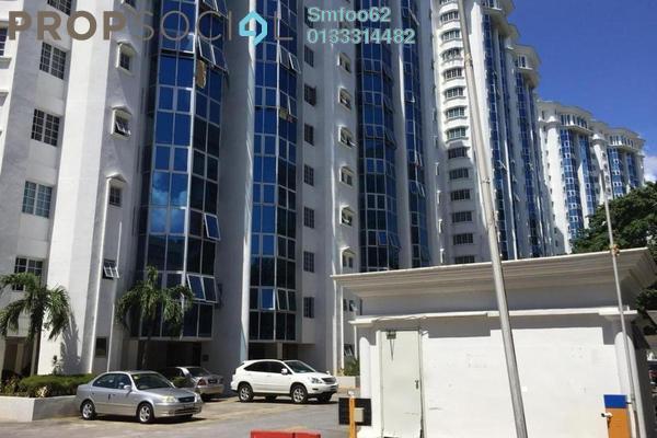 For Rent Condominium at Heritage, Setapak Freehold Semi Furnished 3R/2B 1.4k