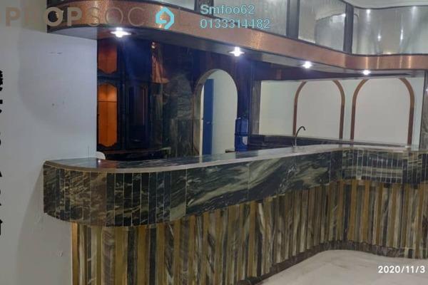 For Rent Semi-Detached at Jalan Imbi, Bukit Bintang Freehold Semi Furnished 15R/12B 8k