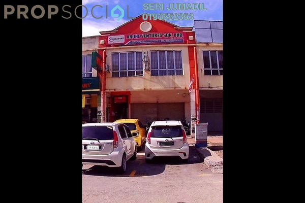 For Rent Shop at Bukit Kemuning Industrial Park, Kota Kemuning Freehold Unfurnished 0R/2B 2.7k
