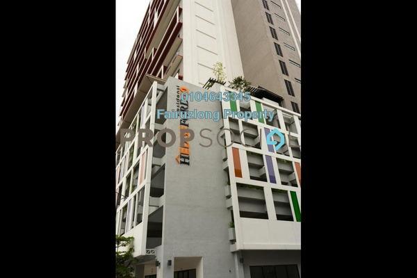 Condominium For Sale in Hedgeford 10 Residences, Wangsa Maju Freehold Semi Furnished 1R/1B 340k
