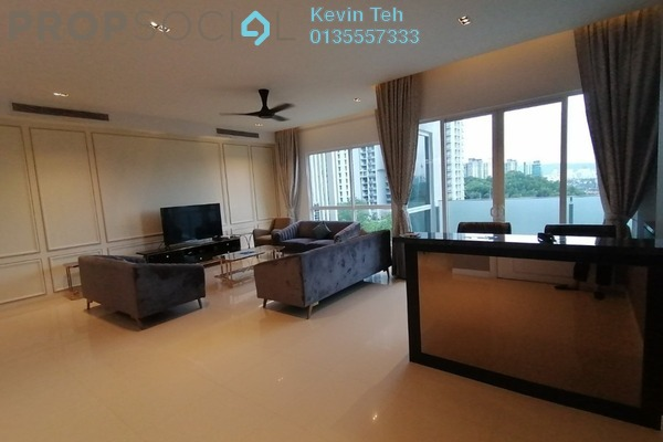 Condominium For Rent in Pavilion Hilltop, Mont Kiara Freehold Fully Furnished 4R/6B 12k