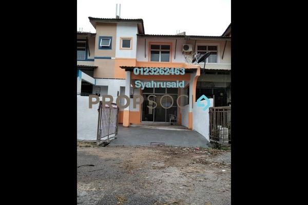 For Sale Terrace at Bandar Springhill, Sendayan Freehold Unfurnished 3R/1B 175k