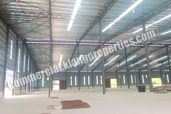 For Rent Factory at Pulau Indah Industrial Park, Port Klang Freehold Unfurnished 0R/0B 161k