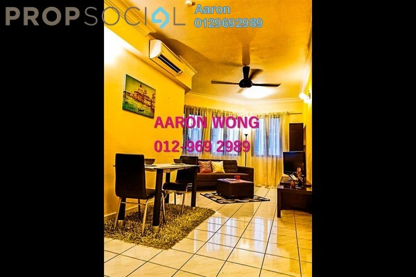 For Rent Condominium at Riana Green, Tropicana Freehold Fully Furnished 2R/1B 1.6k