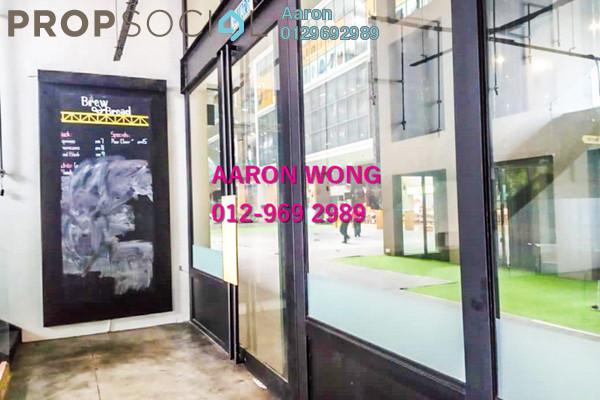 For Sale Shop at One City, UEP Subang Jaya Freehold Semi Furnished 1R/4B 1.3m