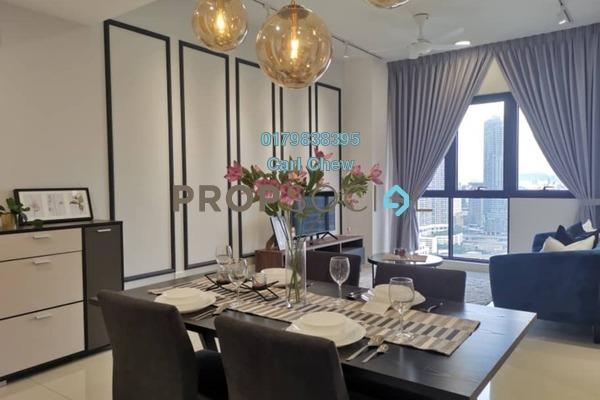For Rent Condominium at Novum, Bangsar South Freehold Fully Furnished 2R/2B 2.6k