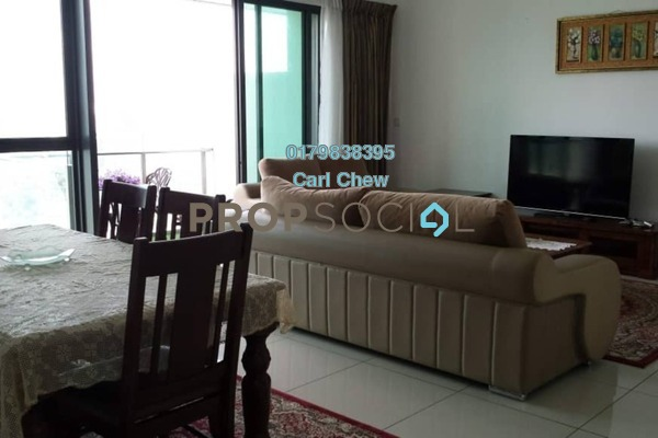 For Rent Condominium at Setia Sky Residences, KLCC Freehold Fully Furnished 3R/3B 5k