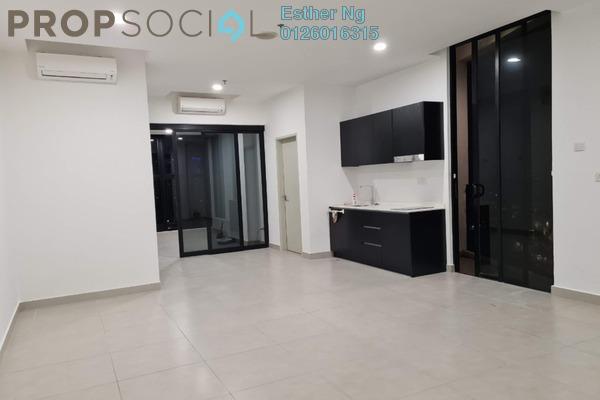 SoHo/Studio For Rent in Flexus Signature Suites, Segambut Freehold Semi Furnished 2R/2B 2k