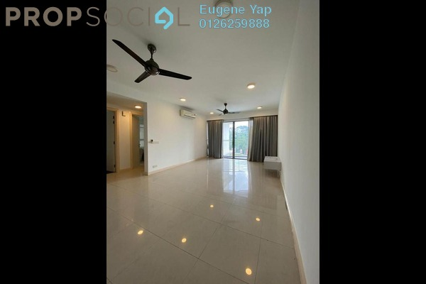 Condominium For Rent in The Westside Two, Desa ParkCity Freehold Semi Furnished 3R/2B 3k