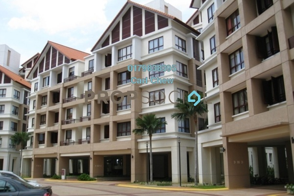 For Rent Condominium at Surian Condominiums, Mutiara Damansara Freehold Fully Furnished 4R/3B 4.5k