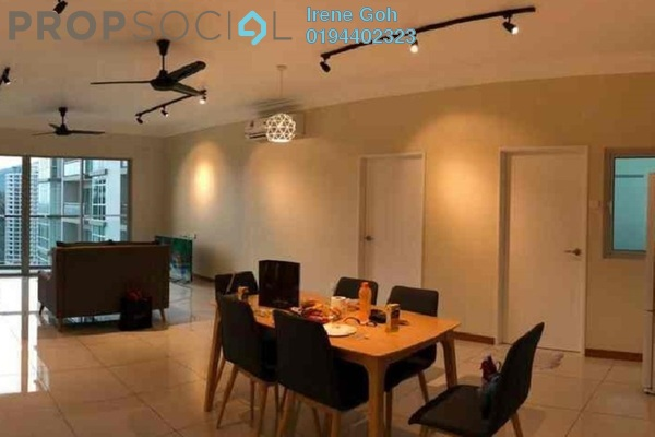 For Rent Condominium at The Latitude, Tanjung Tokong Freehold Fully Furnished 3R/4B 3.6k