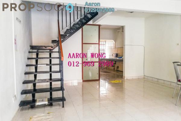 For Rent Terrace at Taman Bukit Intan, Sri Petaling Freehold Semi Furnished 4R/3B 1.9k