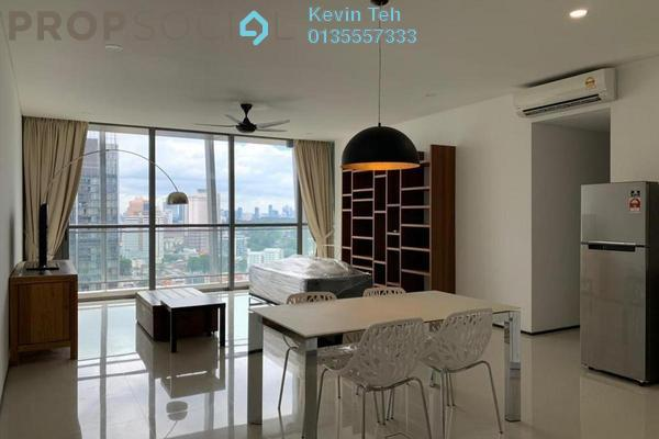Condominium For Sale in The Fennel, Sentul Freehold Fully Furnished 2R/2B 960k