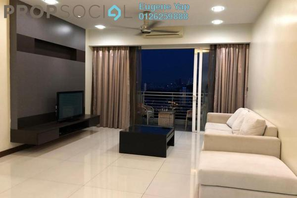 Condominium For Rent in The Northshore Gardens, Desa ParkCity Freehold Fully Furnished 2R/3B 5k