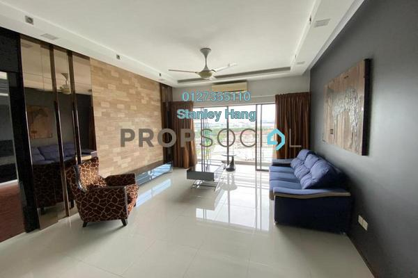 For Sale Condominium at Setia Walk, Pusat Bandar Puchong Freehold Semi Furnished 3R/2B 740k