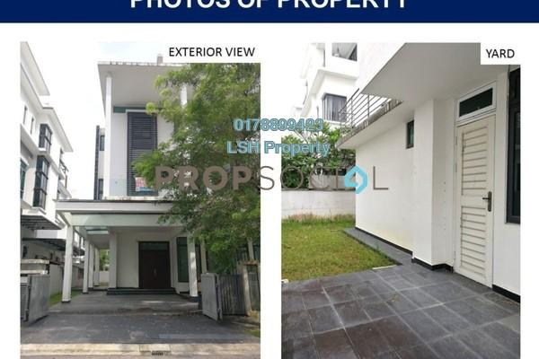 Bungalow For Sale in Casabella, Kota Damansara Freehold Unfurnished 6R/7B 2.9m