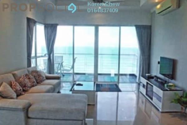 Condominium For Sale in Bayu Ferringhi, Batu Ferringhi Freehold Fully Furnished 4R/3B 1.5m
