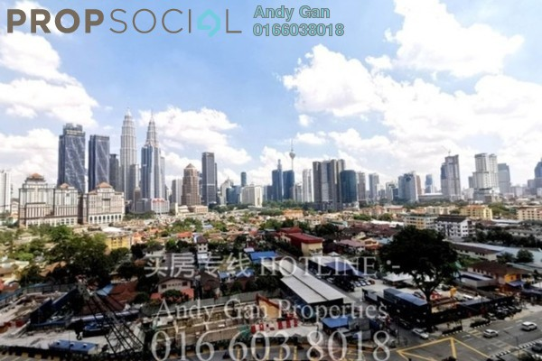 Condominium For Rent in Setia Sky Residences, KLCC Freehold Fully Furnished 3R/3B 3.8k