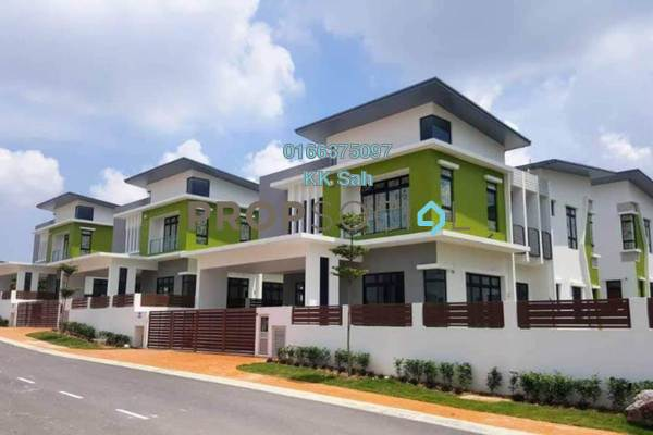For Sale Bungalow at Casa Sutra, Setia Alam Freehold Unfurnished 6R/6B 2.5m
