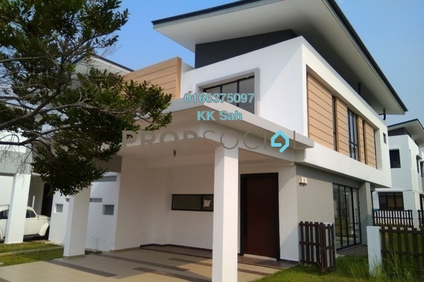 For Rent Semi-Detached at Setia EcoHill, Semenyih Freehold Semi Furnished 4R/5B 1.6k