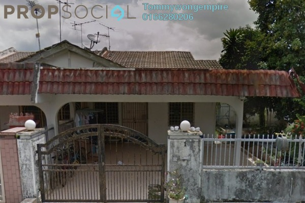 Terrace For Rent in Cheras Perdana, Cheras South Freehold Unfurnished 3R/2B 1.2k
