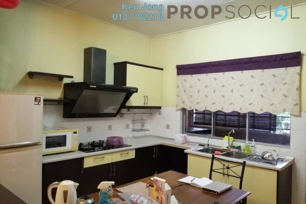 For Sale Townhouse at Seksyen 32, Bukit Rimau Freehold Semi Furnished 3R/2B 429k
