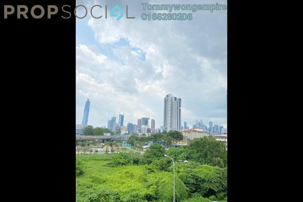 Condominium For Sale in Warisan Cityview, Cheras Freehold Semi Furnished 3R/2B 360k