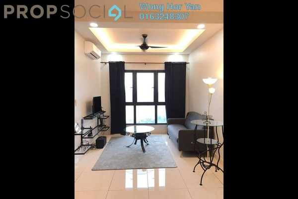 Serviced Residence For Sale in The Link 2 @ Bukit Jalil, Bukit Jalil Freehold Fully Furnished 2R/1B 495k