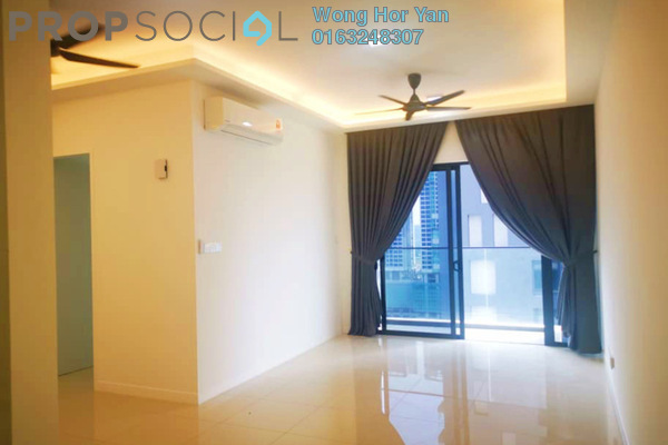 For Sale Serviced Residence at SkyLuxe On The Park, Bukit Jalil Freehold Semi Furnished 3R/2B 868k