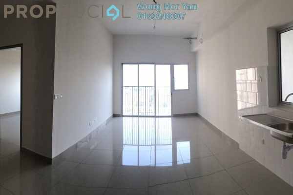 For Sale Serviced Residence at The Wharf, Puchong Freehold Unfurnished 2R/1B 300k
