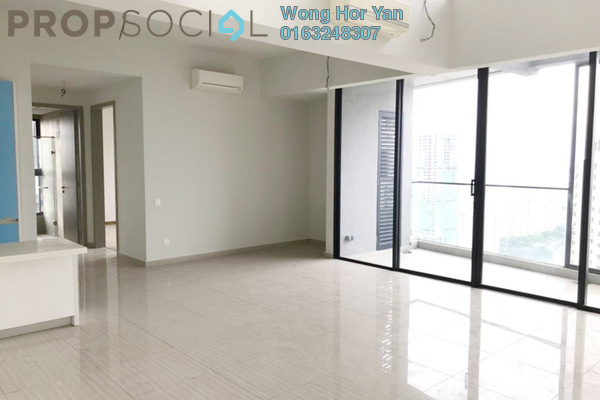 For Sale Condominium at Twin Arkz, Bukit Jalil Freehold Semi Furnished 4R/4B 2.1m