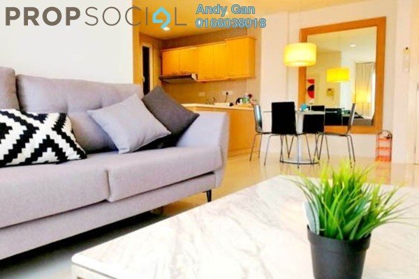 Condominium For Rent in Bintang Goldhill, KLCC Freehold Fully Furnished 1R/1B 2.6k
